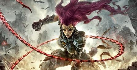 Mundo de <em>Darksiders III</em> se apegará al del primer título de la serie