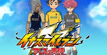 Level-5 libera primer video de <em>Inazuma Eleven Ares</em>
