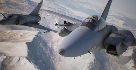 <em>Ace Combat 7: Skies Unknown</em> tendrá 30 tipos de aviones