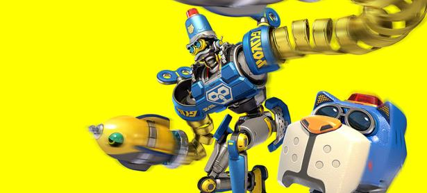 Nintendo anuncia el ARMS Japan Grand Prix 2017