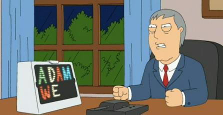 Adam West continuará apareciendo en <em>Family Guy</em> por un par de episodios