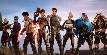RUMOR: BioWare canceló todo el DLC para <em>Mass Effect: Andromeda</em>