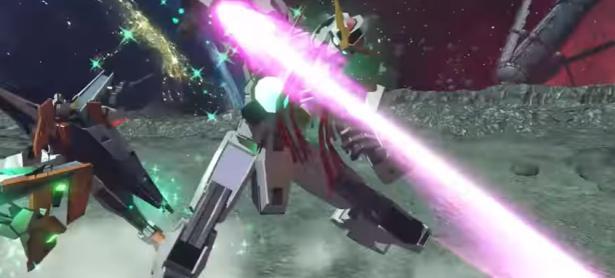 Dale un vistazo al nuevo tráiler de <em>Gundam Versus</em>