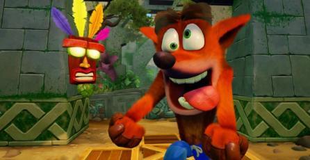<em>Crash Bandicoot: N.Sane Trilogy</em> fue el juego más reservado del año en Chile