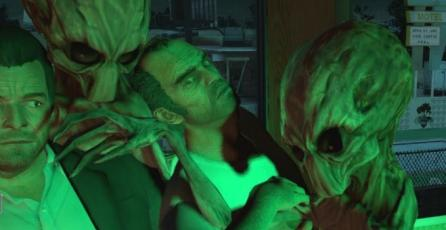 Es posible desbloquear la misión alienígena de <em>GTA V</em> sin modificar el juego