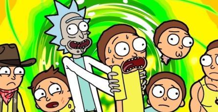 <em>Pocket Mortys</em> recibirá nuevo contenido a la par con la serie