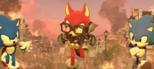 Escucha la nueva versión del tema principal de <em>Sonic Forces</em>