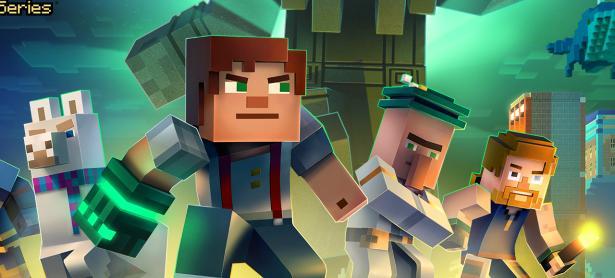 Da un vistazo a la segunda temporada de <em>Minecraft: Story Mode</em>