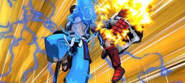 Exdesarrollador de <em>Street Fighter</em> presenta <em>Fantasy Strike</em>
