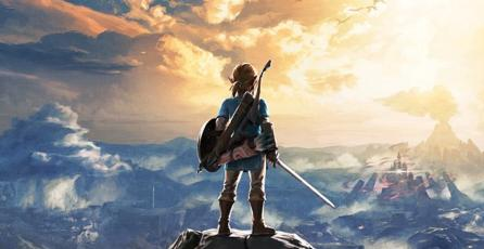 Aonuma: no me imagino <em>The Legend of Zelda</em> en realidad virtual