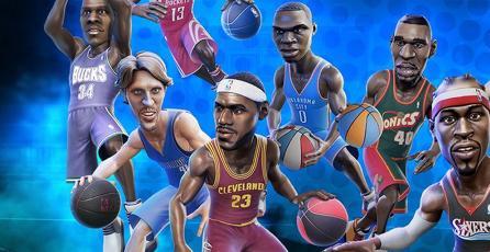 Juego online de <em>NBA Playgrounds</em> llega a Nintendo Switch