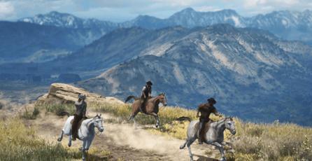 Así se ve <em>Wild West Online</em>, el MMO del Viejo Oeste