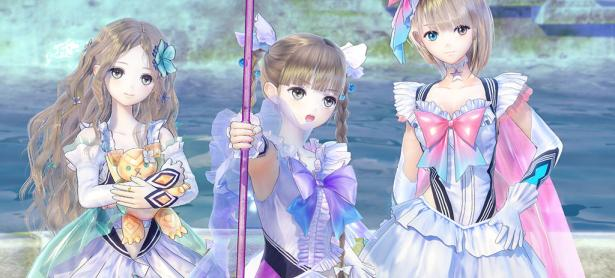Liberan nuevo trailer e historia de <em>Blue Reflection</em>