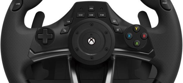 HORI reveló la fecha de lanzamiento del kit para juegos de automovilismo en Xbox One