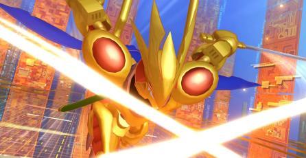 Liberan nuevo gameplay de <em>Digimon Story: Cyber Sleuth Hacker's Memory</em>