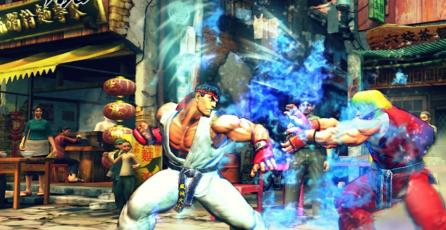 Ya puedes jugar <em>Street Fighter IV: Champion Edition</em> en iPhone