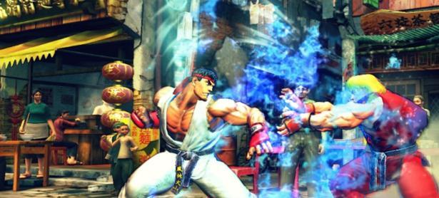 Ya puedes jugar <em>Street Fighter IV: Champion Edition</em> en iPhone