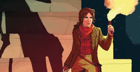 Anuncian un nuevo cómic de <em>Tomb Raider</em>