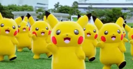 Ve a Pikachu bailar en nuevo comercial japonés