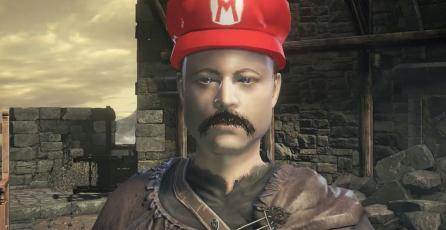 Recrean trailer de <em>Super Mario Odyssey</em> en <em>Dark Souls III</em>