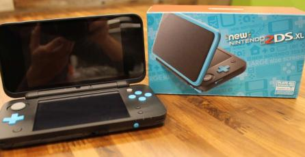 Confirman precio de la New Nintendo 2DS XL en Chile a $179.990 CLP