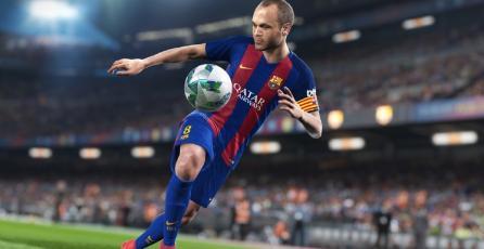 Konami detalla la Beta en línea de <em>PES 2018</em> para PS4 y Xbox One