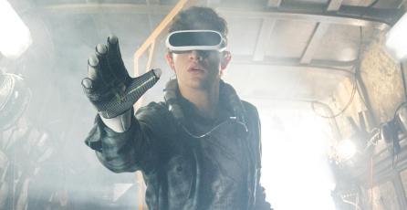 Ésta es la primera imagen de la película <em>Ready Player One</em>