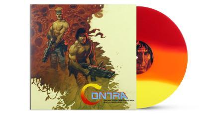 Habrá pocas copias de esta edición de la música de <em>Contra</em> en vinilo