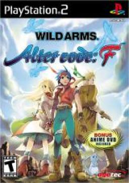 Wild ARMs Alter Code: F