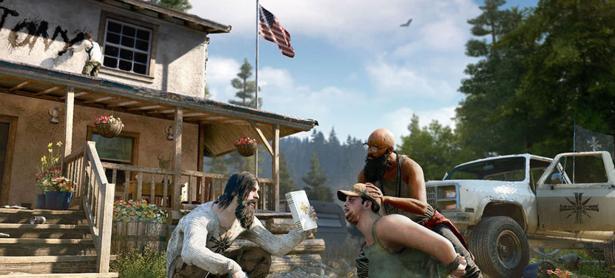 Drew Holmes reveló algunos detalles sobre <em>Far Cry 5</em>