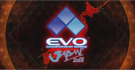 Confirman alineación de juegos en competencia para el EVO Japan 2018
