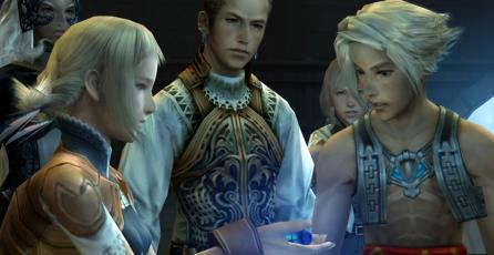 <em>Final Fantasy XII: The Zodiac Age</em> domina las ventas en Reino Unido