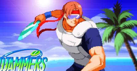 <em>Windjammers</em> ya tiene fecha de lanzamiento en PS4 y PS Vita