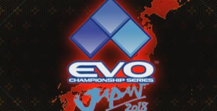 Confirman alineación de títulos para EVO Japan