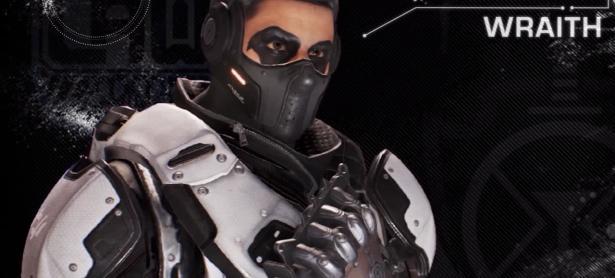 Presentan a Deadlock y Helix de <em>LawBreakers</em>