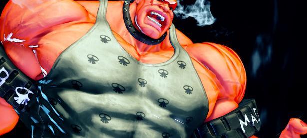 Así pelea Abigail en <em>Street Fighter V</em>