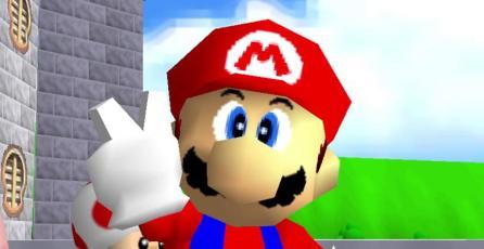 Crea niveles de <em>Super Mario 64</em> con esta herramienta