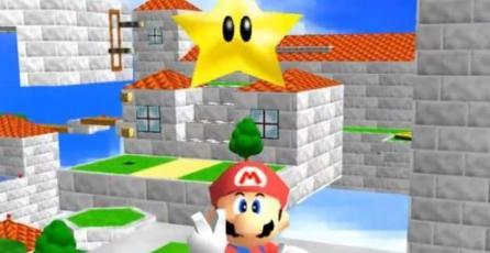 Fan crea <em>Super Mario 64 Maker</em> y es exactamente lo que te esperas