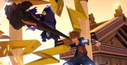 Revisa estas nuevas imágenes de <em>Kingdom Hearts III</em>