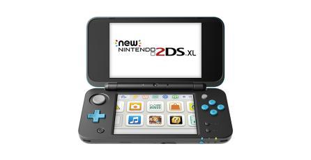 Éste es el precio del New Nintendo 2DS XL en México