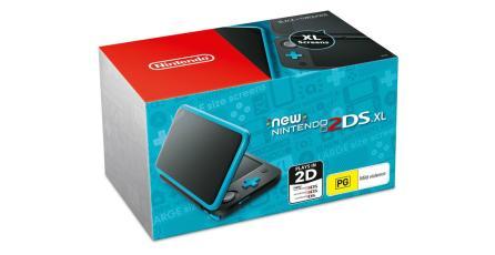El New Nintendo 2DS XL dominó las ventas de la semana en Japón