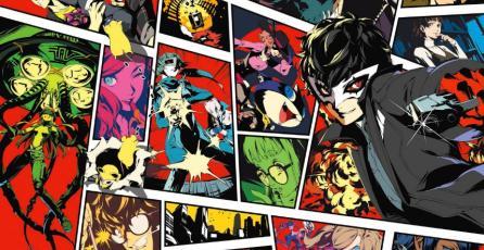 <em>Persona 5</em> es el mejor RPG de la historia según Japón