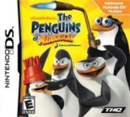 The Penguins of Madagascar -- The Game