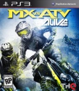 MX vs. ATV Alive