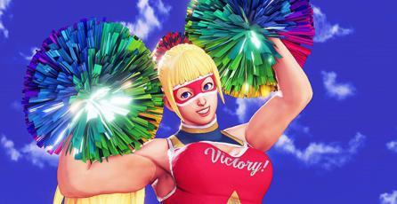 <em>Street Fighter V</em> fue el juego más visto de EVO 2017