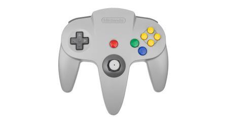 Nintendo registra marca relacionada con el control de Nintendo 64