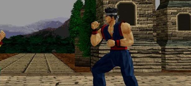 <em>Virtua Fighter 2</em> ya es retrocompatible con Xbox One
