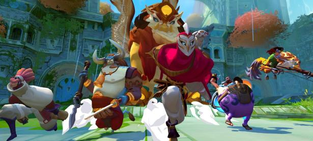 <em>Gigantic</em>, el Hero Shooter con elementos de MOBA, llega a Steam y Xbox One