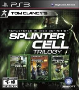 Tom Clancys Splinter Cell Trilogy HD