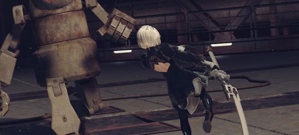 <em>NieR: Automata</em> ya vendió más de 500,000 copias en Steam